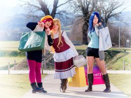 TORADORA! Shopping Time by Yuichan90