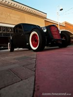 Flat Black Coupe by Swanee3