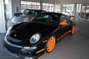 Porsche GT3 RS by short-shift90