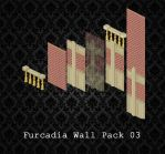 Furcadia Walls - Pack 03 by PointyHat