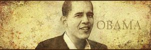 President Barack Obama by ciR-e