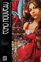 ECHO NOUVEAU The Life and Art of a Working Girl by echo-x