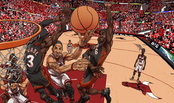 D Rose The Return Final by KevinHarrell
