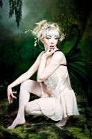 Spring young Fairy. by LittleBitLizbit
