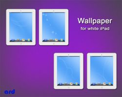 for white iPad by ard-spb