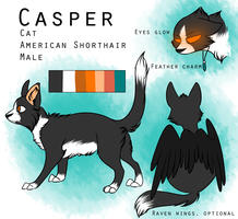 Casper :UPDATED Ref: by Mriao