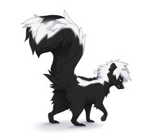 Skunk by Reysi