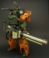 Wreckers Roadbuster by Shinobitron