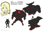 HU: Fury Characters 1 by Abt-Nihil