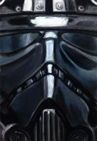 TIE Fighter Pilot Graphic Heroes 95 by grantcooley