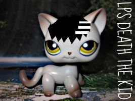 LPS DEATH THE CAT (SOUL EATER) by Puffypaw