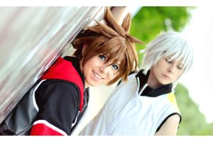 KH - You and me by Evil-Uke-Sora