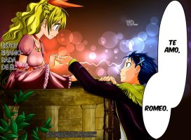 Nisekoi Romeo y Julieta by Unrealyeto