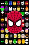 Spider-Man Iconz by Yusef-Muhammed