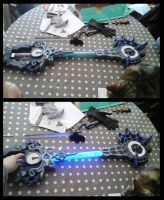 No Name keyblade - WIP 4 by Grenier-Illiane