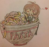 Pasta Time!~ by Hornets-N-Tribes