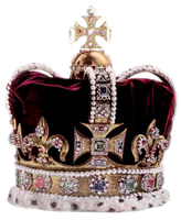 Crown of St Edward by lolotte10