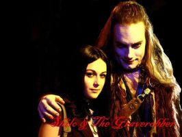 Shilo and The Graverobber by stardustGirl13