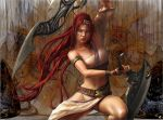 Heavenly Sword by GypsyH