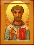 St. Clement, Bishop of Rome by yellika