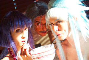 Colossalcon 12 Tenchi Muyo Fan Service Photoshoot! by Swoz