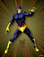 Cyclops - Joey and me by pascal-verhoef