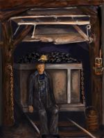 Young Miner by mreach