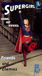 Supergirl Girl of Steel Issue One Cover by Mad-Man-with-a-Pen