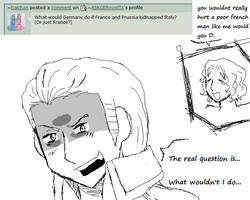 Question and Answer 7 by ASKGERnyoITA