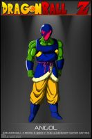 Dragon Ball Z - Angol by DBCProject