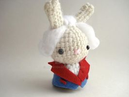 George Washington Moon Bun by MoonYen