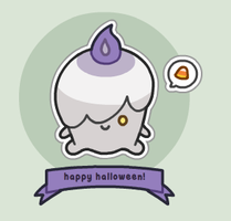 Happy Halloween by SqueakyToybox