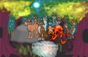 Firestar loses his first life by Jayie-The-Hufflepuff