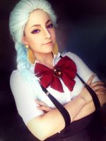 Nona - Death Parade by GiH-Crafting