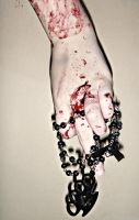 Violence is My Religion II by DaraLC-artisty