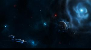 Lost Planet by taurus0091