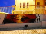 through the wall 2. by Unfor-street-arT