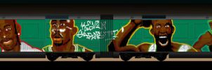 triple threat piece by boot-cheese-3000