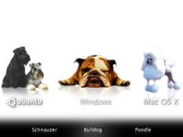 If Operating Systems were Dogs by TheGrayson
