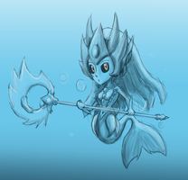 Nami Doodle by Runxforest