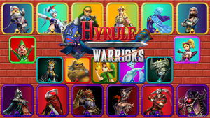 Hyrule Warriors Wallpaper by SimonDKiller