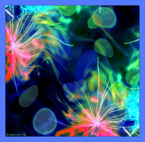 Sea Thistles by fractal1
