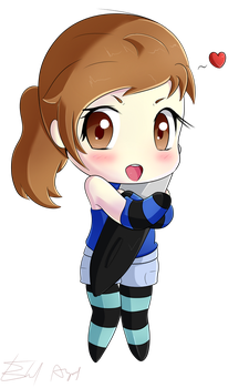 PC: Chibi Amaya by Cymb1on