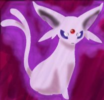 Espeon by cargirl64