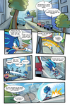 SA2 COMIC Issue 1 Page 4 by Ziggyfin