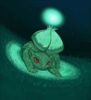 001 - Bulbasaur by Taddle