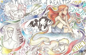 illusions of reality by pluie3et3grenouille
