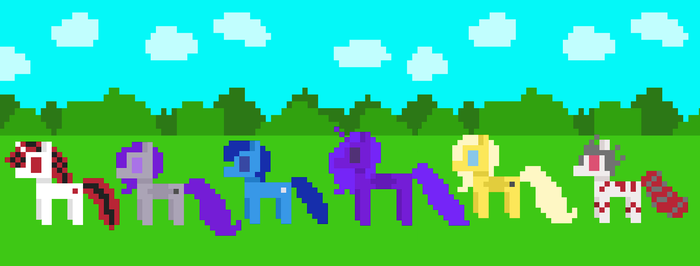 Project Horizons Pixel Adventure! by Pwnys-N-Stuff
