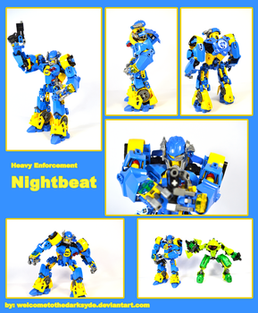 Nightbeat V1 by welcometothedarksyde
