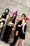 Shaman King Group by Pentragon1990